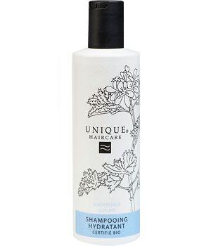 Shampoing hydratant au Bleuet pour cheveux secs et abîmés