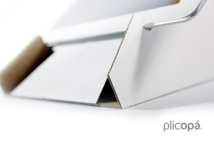 Plicopá closeup stand. Check Plicopá's all prototype photos! http://www.indiegogo.com/projects/plicopa