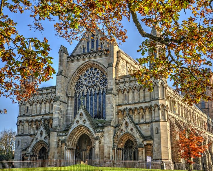 St Albans Cathedral by Gary Davis - Photo 93601565 / 500px
