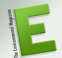 E - The Environmental Magazine premiered in January 1990 on the eve of the 20th anniversary of the first Earth Day. Since its inception, the magazine's mission has remained the same: to provide information about environmental issues and to share ideas and resources so that readers can live more sustainable lives and connect with ongoing efforts for change. E is independent of any membership organization and has no agenda to promote except that of our dynamic environmental movement