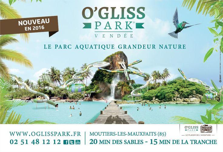 Le parc aquatique grandeur nature de plus de 6 HA.  Tous les ingrédients sont…