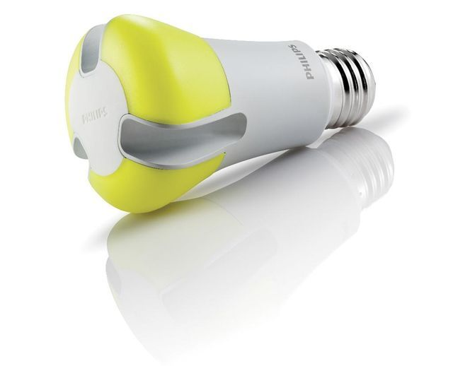 Philips' LED light bulb that lasts 20 years to go on sale Sunday
