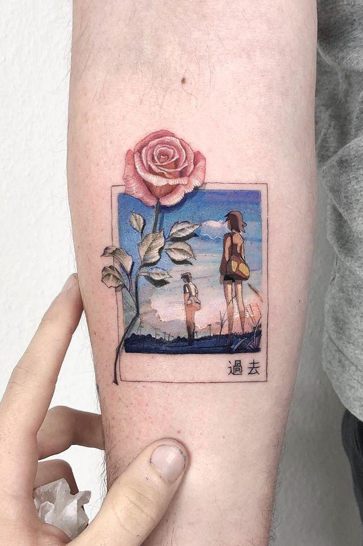 Füttern Sie Ihre Tintensucht mit 50 der schönsten Rose Tattoo Designs für Männer und Frauen #Tattoos #Ale