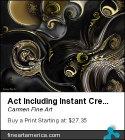 Art Prints #CarmenFineArt #Design #abstract #digitalart  #fineart #art  #abstractart  #fineartprints  #posters   #greetingcards  #homedecor  #framedprints