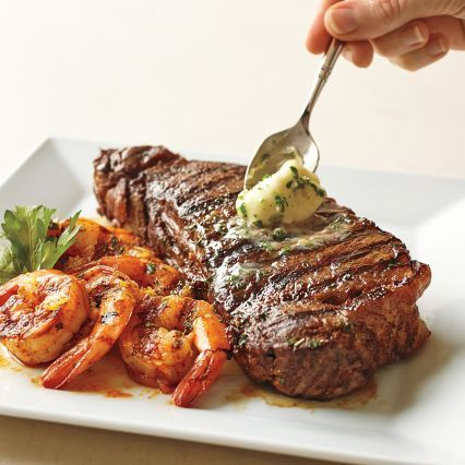 Recipes   Steam-Grilled Surf and Turf   Sur La Table