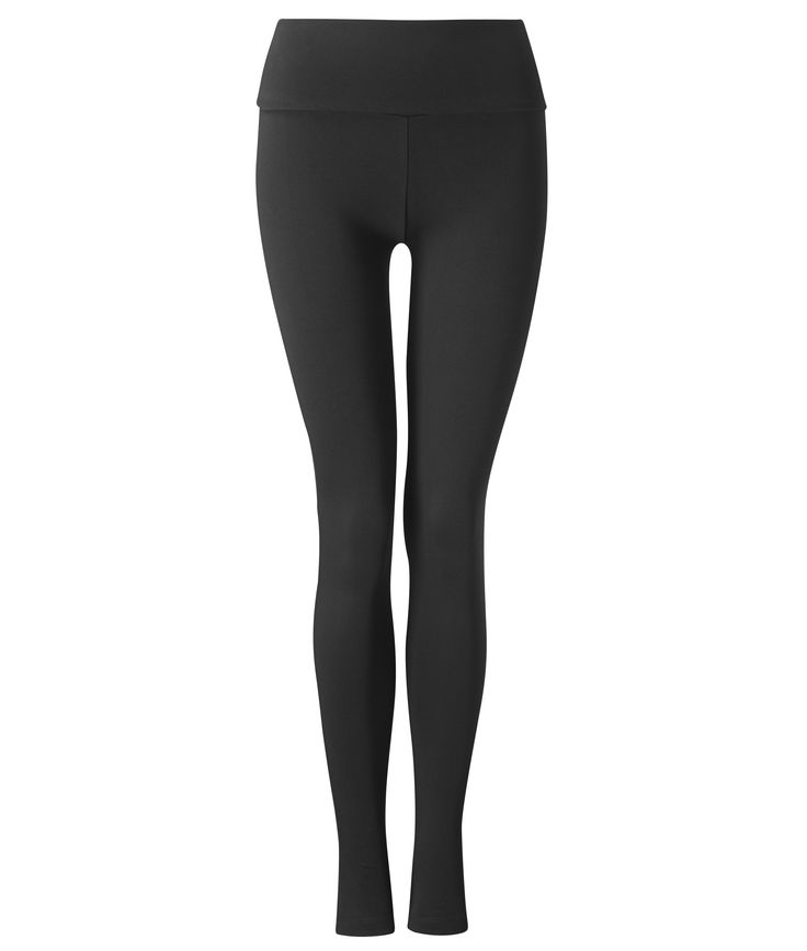 Stay Down Leggins - caviar black