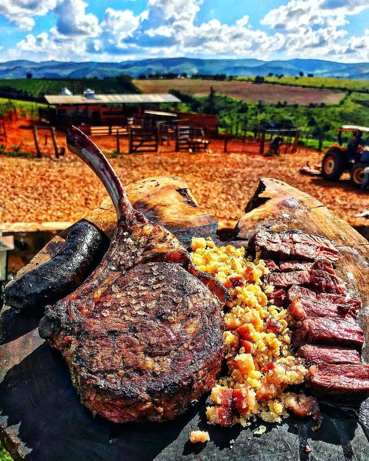 how to cook a cowboy steak on the grill