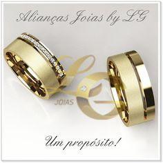 Joias by LG - Por LG anéis de formatura: Alianças de casamento e noivado