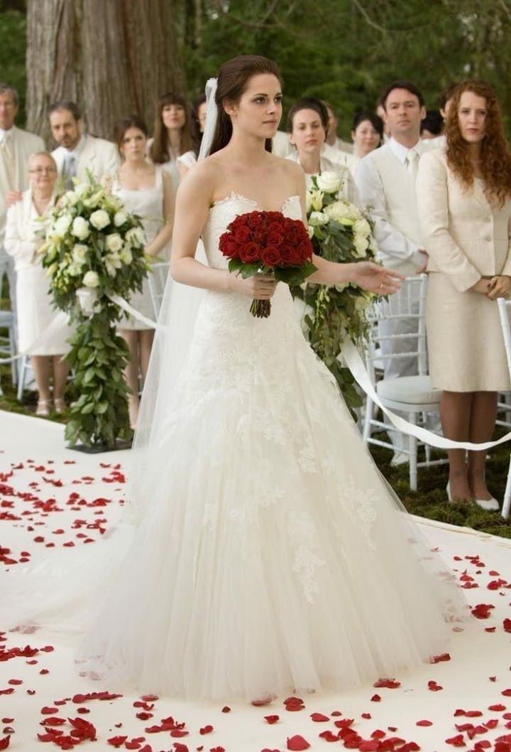 Bella S Nightmare Wedding Dress Twilight Wedding Dresses Twilight Wedding Dress Twilight