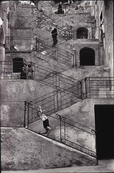 René Burri. Leonforte. Sicily, Italy. 1956 [::SemAp FB || SemAp::]