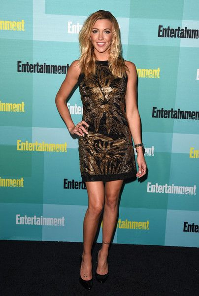 Katie Cassidy - Entertainment Weekly Comic-Con 2015 Party