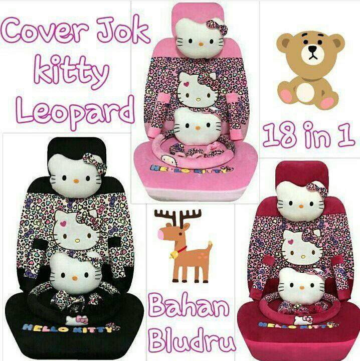 #cover jok 18 in 1 #hellokitty leopard @ 850.000
