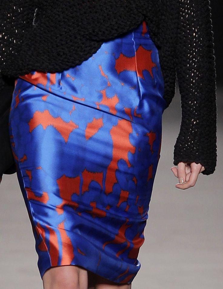 Les Copains   Verão 2013 / 2014   Milan Fashion Week   Detalhes