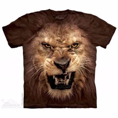 Camiseta León Rugiente