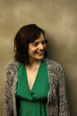 Elizabeth Moss. Love her as Peggy in Mad Men, but she really nailed the lead role in Top of the Lake.