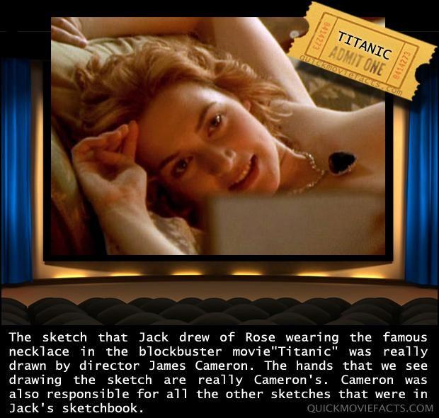 titanic movie photos | Fun Titanic Movie Fact | Quick Movie Facts