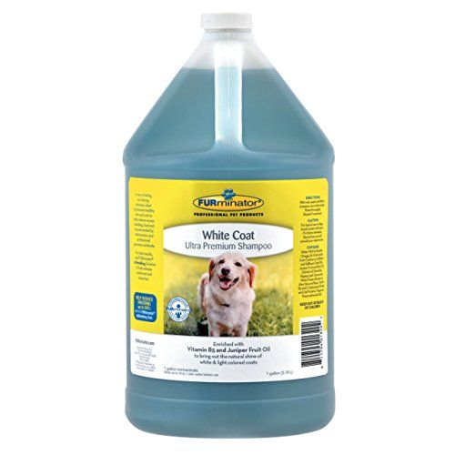 FURminator White Coat Shampoo ** Click on the image for additional details.(This is an Amazon affiliate link and I receive a commission for the sales)