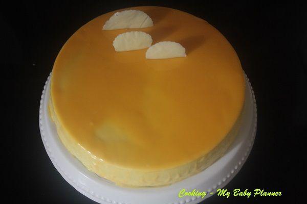 Yellow: Entremet fragola e limone di Felder – Cooking – My Baby Planner
