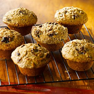All-Bran® - Spiced Raisin Muffins