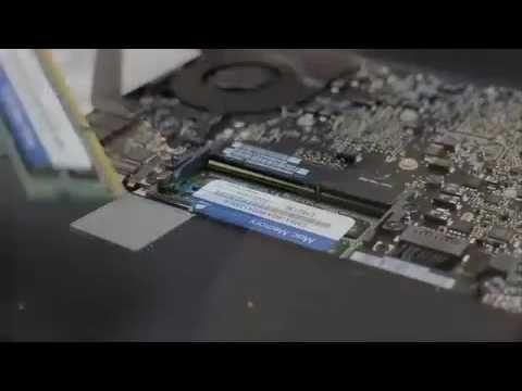 How To Add Apple Macbook Pro Ram Upgrade 8 - 16 GB Full Tutorials !!
