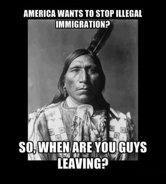 illegal immigration american politics Cato, june 4: if native-born americans were incarcerated at the same rate as illegal immigrants, about 930,000 fewer natives would be incarcerated conversely, if natives were incarcerated at the.