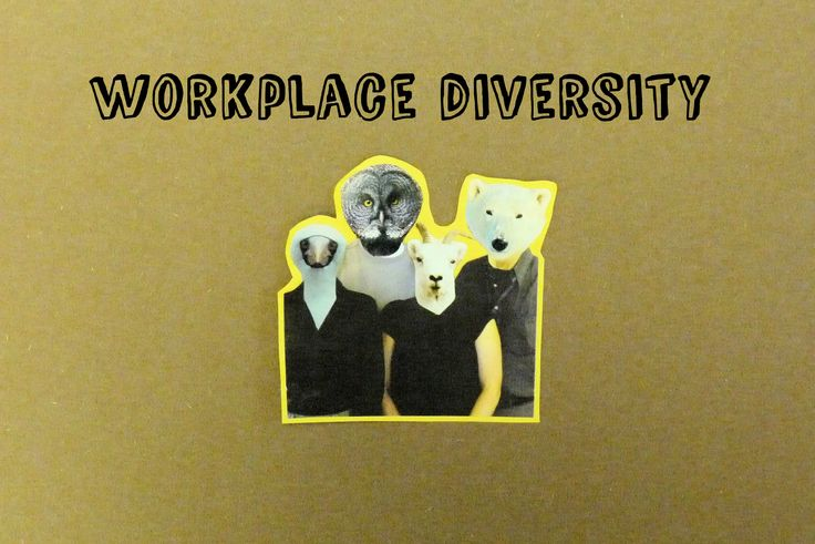 Workplace diversity rules!