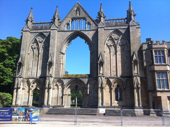 Newstead Abbey in Newstead, Nottinghamshire