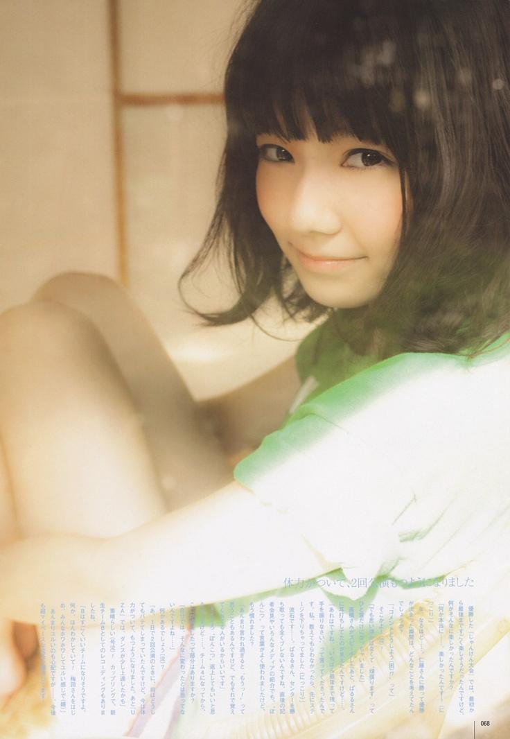 Shimazaki Haruka #AKB48 Love her baby-faced <3