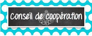 Enseigne, crée, aime. : La coopération