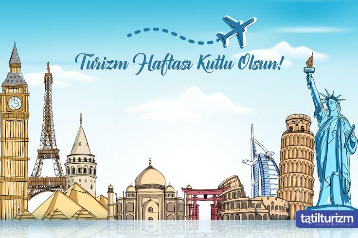 Turizme ve seyahate gönül veren maceraperestlerin Dünya Turizm Haftası Kutlu Olsun.. :)
