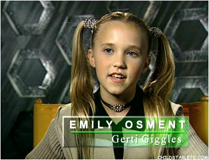 Emily Osment: Spy Kids 3-D Interview | Gerti Giggles ...