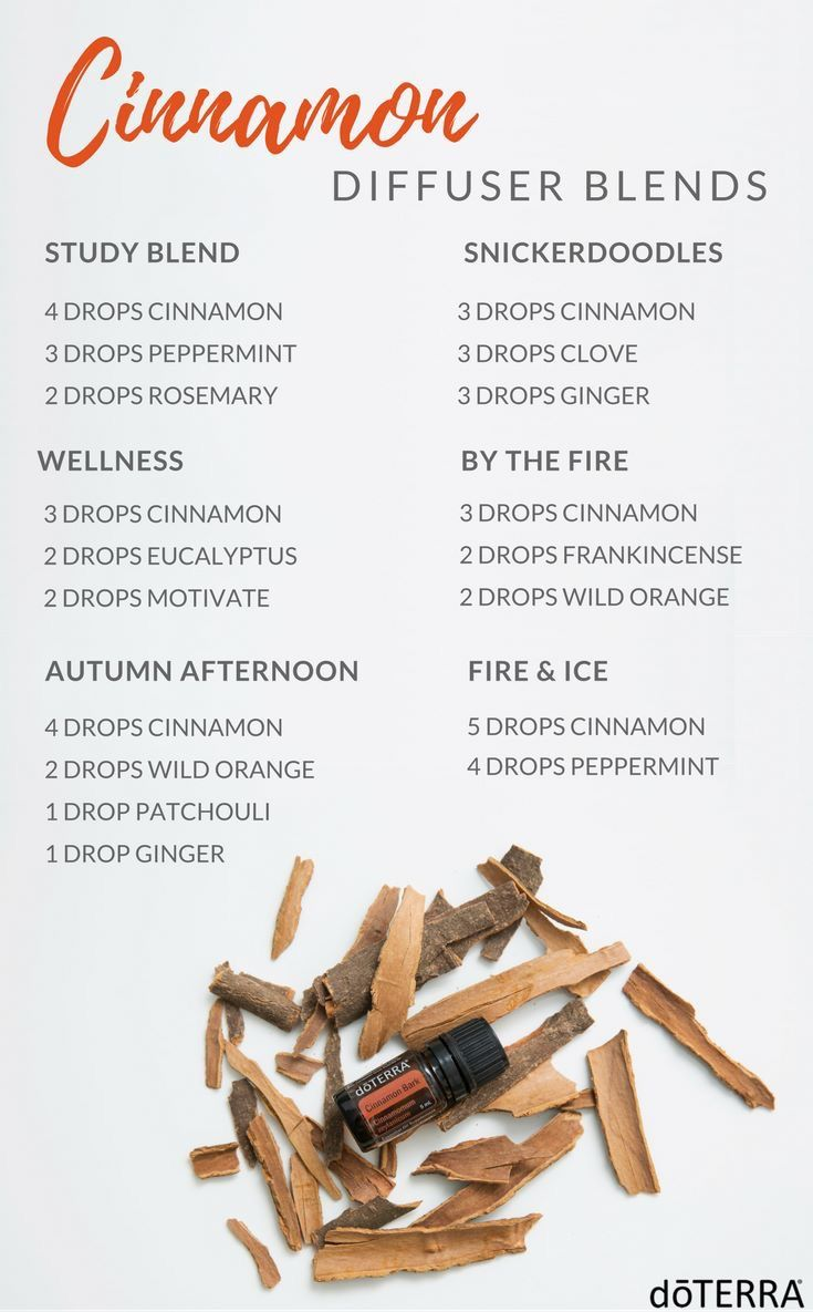 Cinnamon Bark essential oil has an aroma that smells as good as it tastes. A perfect essential oil to diffuse during Autumn, Cinnamon Bark provides a warm, woody, and spicy aroma.