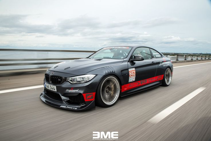 Now there is only 2 days left until Munich Cars opening reception!  Schmiedmann Sweden will be present for the celebrations with their BMW F82 M4 and with 700HP!  Schmiedmann Odense are giving 10% discount on everything bought in our physical shop on friday from 2PM to 6PM. This also applies to parts you order and prepay at the shop. Because of the opening reception, we will be open all to 6PM!  The offer does not apply to parts already on discount.