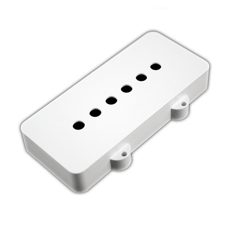 Allparts Pickup covers for Jazzmaster - White