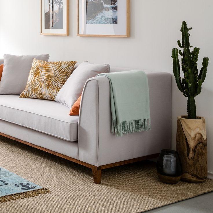 AFFILIATELINK   Plaid Melody II, skandinavisch, Design, minimalistisch, Einrichtung   – Tisch Daecken