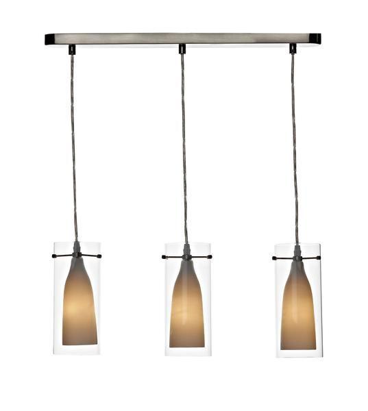Boda Triple Pendant Ceiling Light