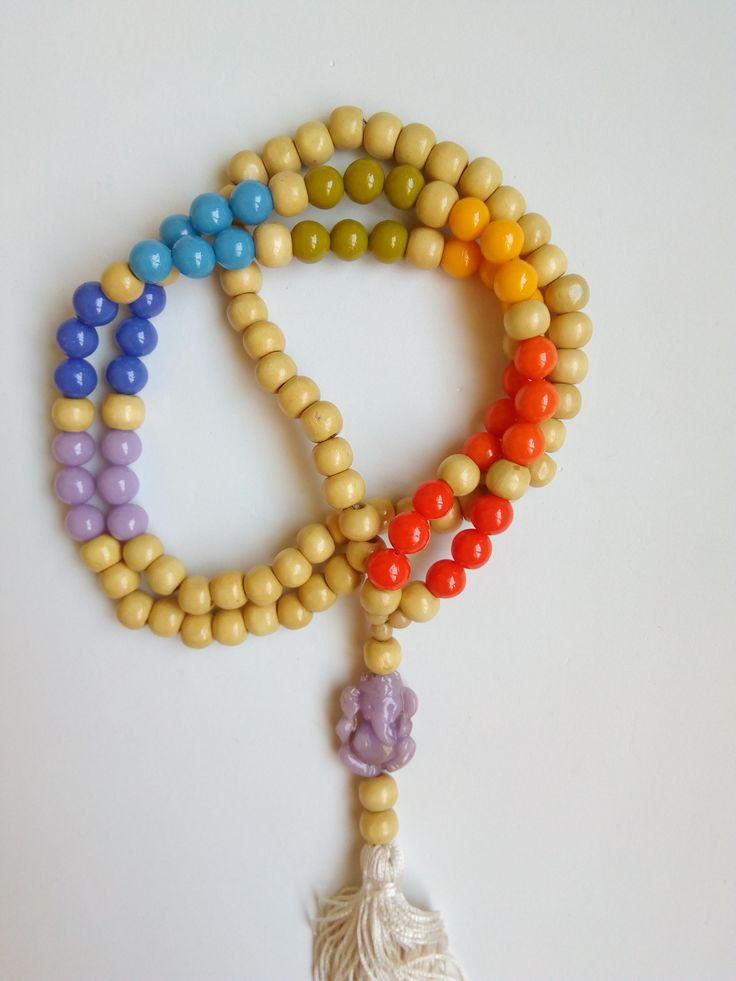 #Wood Mala Necklace #108 Mala Bead #Mala Necklace #Tassel Necklace # yoga necklace #yoga jewelry #Yoga Meditation Bead #Bohemian Jewelry #long boho necklace #mala with tassel #boho tassel necklace #boho style necklaces #boho chic