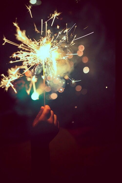Fireworks, sparklers bring up so many childhood memories.