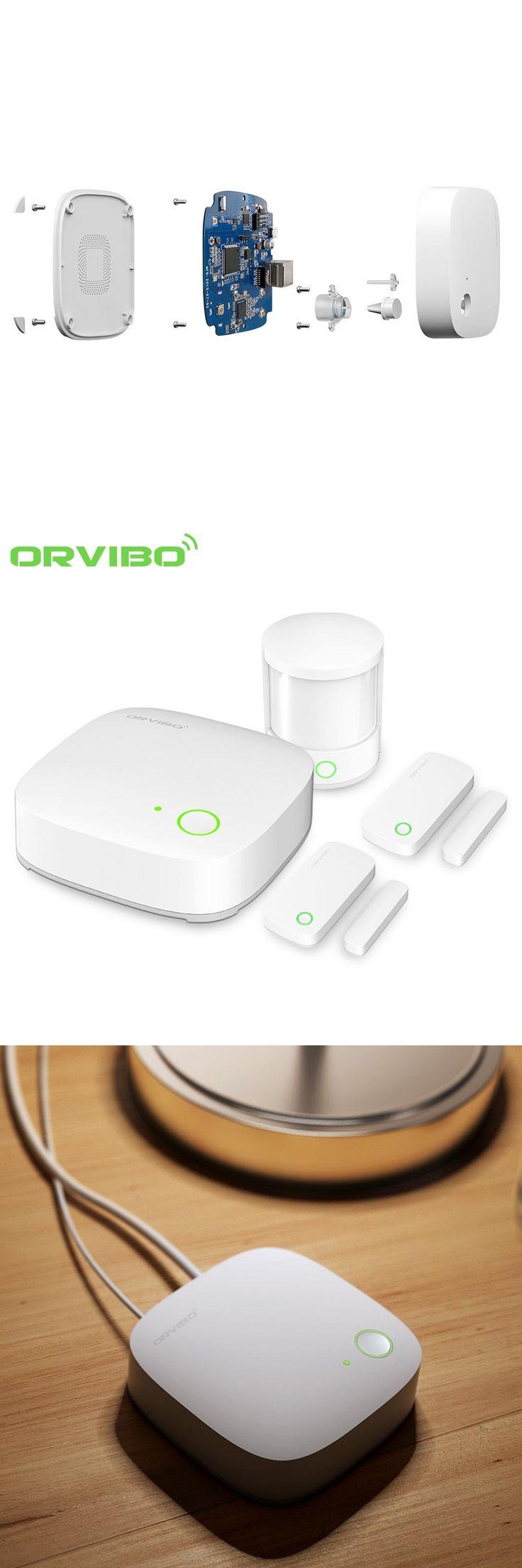 New Orvibo Smart Home Kit Zigbee Smart Home Automation Controller ZigBee Remote Mini Hub Switch WIFI Wireless Internet Control