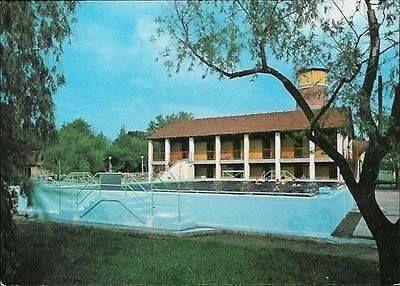Kabinsor és víztorony 1960-as évek