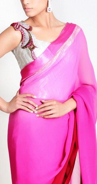 designer blouse#saree