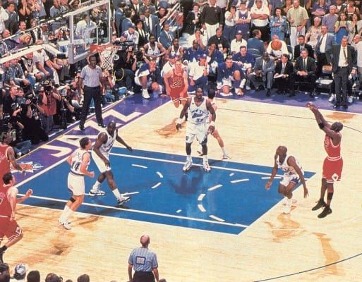 1. Delta Center Basketball Court - The Most Expensive Michael Jordan Memorabilia Ever Sold | Complex