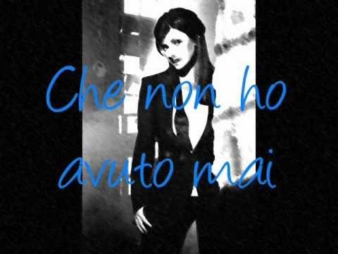 Laura Pausini - Vivimi (con testo) - YouTube