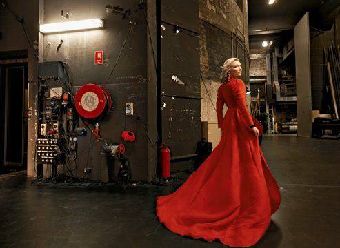 Кейт Бланшетт (Cate Blanchett) для февральского номера журнала Vanity Fair