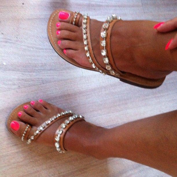 Love Those Sandals