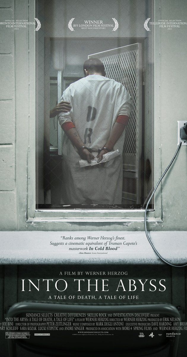 Directed by Werner Herzog.  With Werner Herzog, Richard Lopez, Michael Perry, Damon Hall. Conversations with death row inmate Michael Perry and those affected by his crime serve as an examination of why people - and the state - kill.