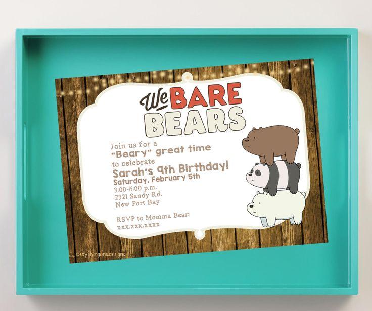 92 best digital invitations images on pinterest   digital, Birthday invitations