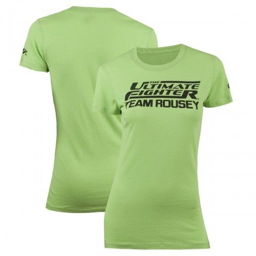 TUF 18 Team Rousey Womens T-Shirt | TUF 18: Rousey vs. Tate | UFC Store