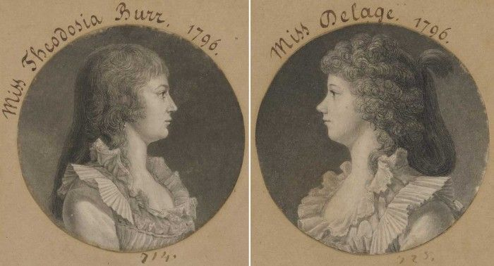 Does The Ghost Of Theodosia Burr Still Haunt Her House?