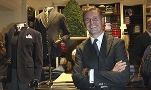 Jeremy Hackett and the British-made menswear controversy   Fashion   The Guardian